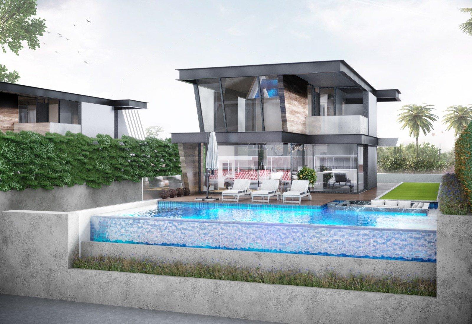 Mandalina Evleri 31-Ayayorgi Terraza  Projesi